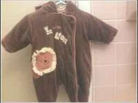 One new born one 3-6 months very nice gently worn