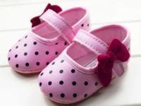 Infant Toddler Baby Girl Soft Sole Crib Shoes Sneaker