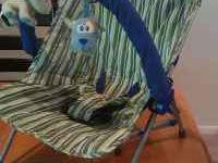 Infantino - Fold & Go Travel Lounger Comes with two