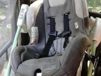 For sale I have this every flo car seat that is in used