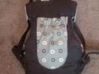 I have a baby carrier for sale. It has never been used