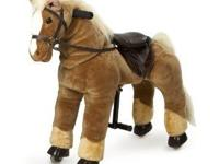 The Little Tykes Giddyup 'N Go Pony puts your little