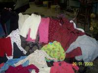 Very nice and clean baby cloths over 40 different