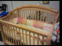 hi i have a baby cradle for sale all you see the cradle