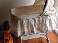 I have an infant cradle by Delta could be utilized for