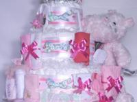 Description Beautiful Diaper Cakes Las Vegas NV If