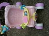 Gently used Baby doll stroller. call 0 Location: