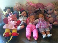 I have an assortment of baby dolls will sell one or