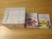 For Sale 19 Titles Used Baby Einstein DVDs. Still in
