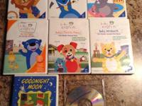 Baby Einstein DVD lot. Great condition.