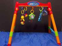 BABY FLOOR ACTIVITY CENTER BY BABY CONNECTION We have a