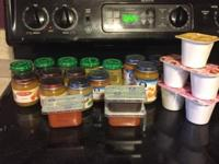 I have a LOT of baby foods I'm trying to sell before it