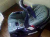 crib, highchair, pack n play, carseats. $50.00 for all