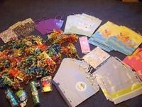 I HAVE 80 PCS. OF BABY SHOWER GIFT BAGS, WHICH INCLUDES