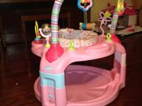 I have a baby girl activity center in perfect