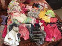 ASKING $80.00 OBO. INFANT GIRL CLOTHES. ALL IN