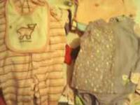 i have alot of baby girl stuff for sell 0-12 months....