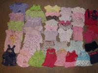 I have a lot of NB-24 month clothing for a baby woman.
