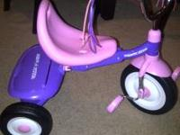 I am getting rid of my daughters Radio Flyer trike