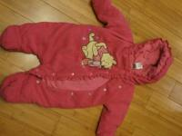 BABY GIRL SNOWSUIT 6-9 MONTHS ASKING $6.00 CALL OR TEXT