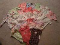 i have a bunch of newborn baby girl clothes. none have