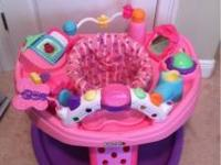 Selling a girls walker, it also changes into a push toy