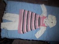 I have forale a 4 piece gymboree baby girl sweater