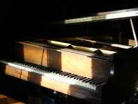 Krakauer Baby Grand Piano for Sale! Great opportunity