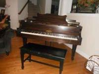 Gulbranson Baby Grand, built in 1927. Call for more