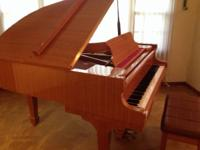"1991 Baby Grand Piano (5'-1""). Asking $6395. Model:"