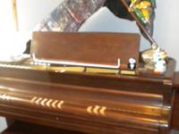 BABY GRAND PIANO HAS BEEN IN MY FAMILY FOR THREE