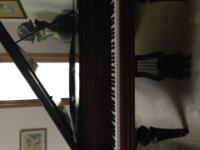 I have a Chickering Quarter Grand Piano & original