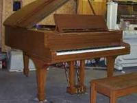 Used Kimball Baby Grand Piano. 1940's vintage older