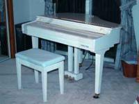Baby Grand Samick Digital Piano purchased 1-20-99 and