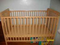 2004 delta standard crib Single stroller 30.00 like