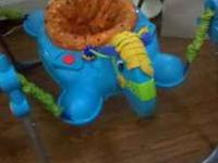 Galloping Fun Jumperoo (sound doesn't work) - $15 Boppy
