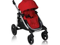 The Baby Jogger 2011 City Select Single Stroller in