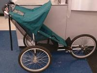 Green Baby Jogger.  We also offer lay away plan with as