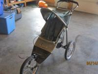 Baby Jogger for sale in good shape. Please call or text