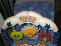 Baby play Bouncer $10 call or txt  Location: St James /