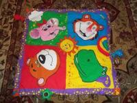 For Sale; Play mat 8 $ Items will be marked sold on