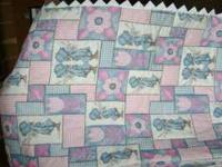 Homeade. Never used. Very cute for boy or a girl. Call