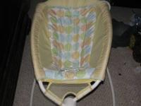 Fisher Price Newborn Rock & Play Sleeper. Great