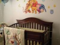 Baby's crib like new. Matress is included. Please call