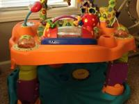 Baby swing and saucer for sale 20 for swing and 40 for