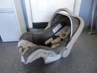 THis baby seat is like new, my son only used it for a
