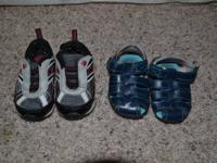 I have these baby shoes size 4 in great condition. Also