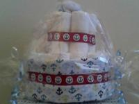 Hi Everyone! I simply started making diaper cakes,