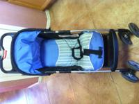 A very user friendly Baby Stroller for only $50. Folds