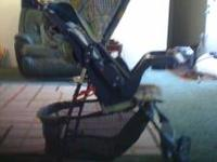 Kolcroft collapsable stroller in good condition. $15